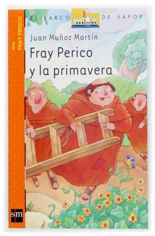 Imagen libro ilustrado Fray Perico y la primavera