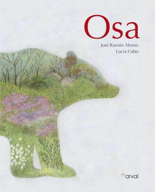 Imagen libro ilustrado Osa
