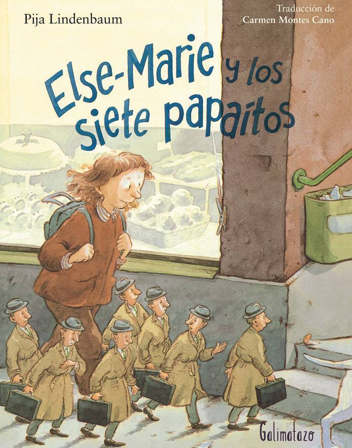 Imagen Else-Marie y sus siete papaítos