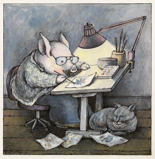 Autores de literatura infantil que nos gustan: Arnold Lobel ...