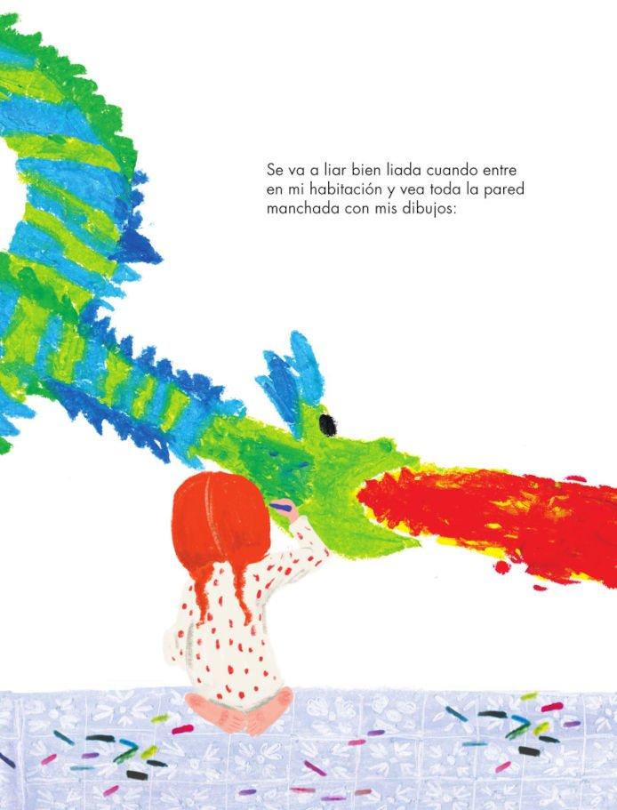 Papicomeniños ilustración